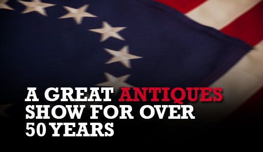 A Great Antiques Show for Over 50 Years